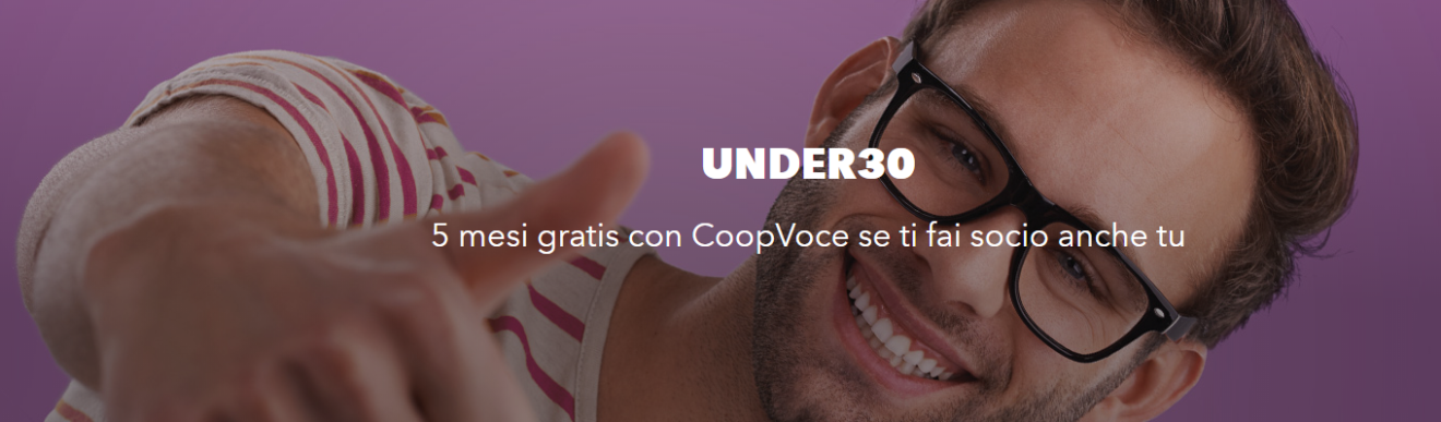CoopVoce Under30