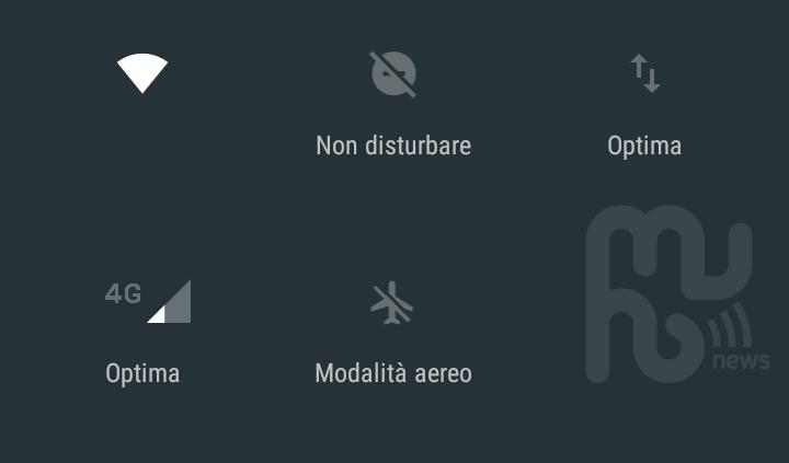 Rete 4G Optima Mobile