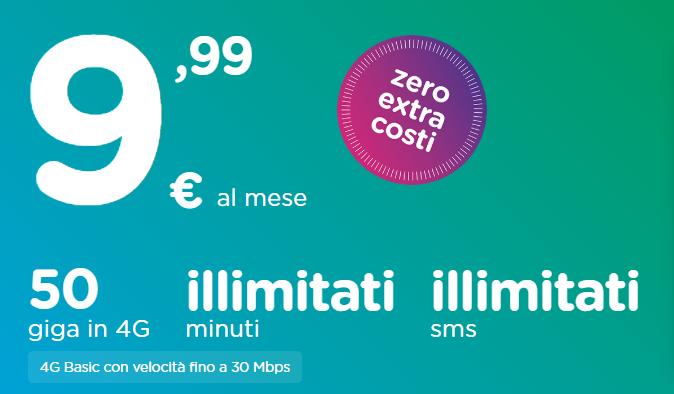 ho. Mobile 9,99 euro