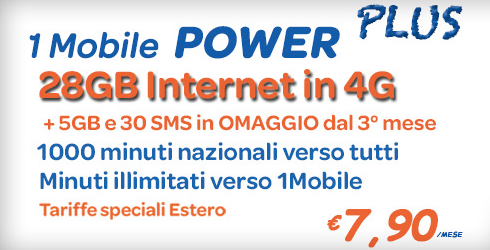 1Mobile Power Plus