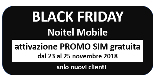 Black Friday Noitel Mobile