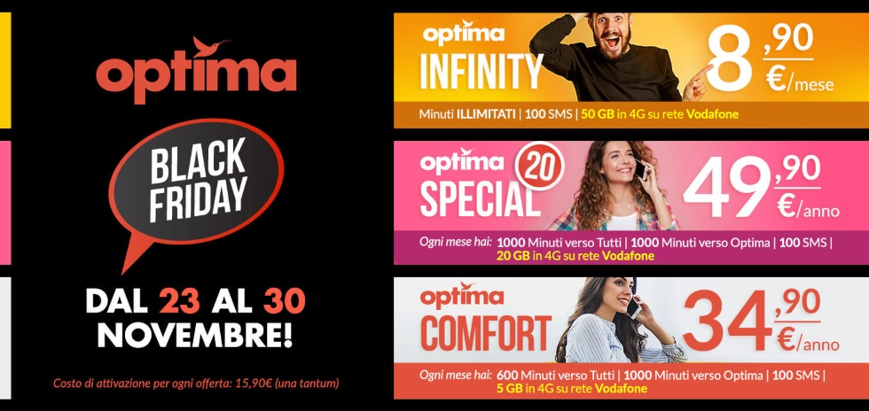 Black Friday Optima
