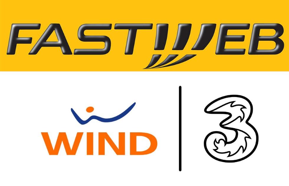 Fastweb Wind Tre