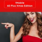 1Mobile 60 Plus Xmas Edition