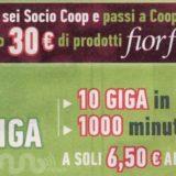 Promo CoopVoce TOP 10 GIGA