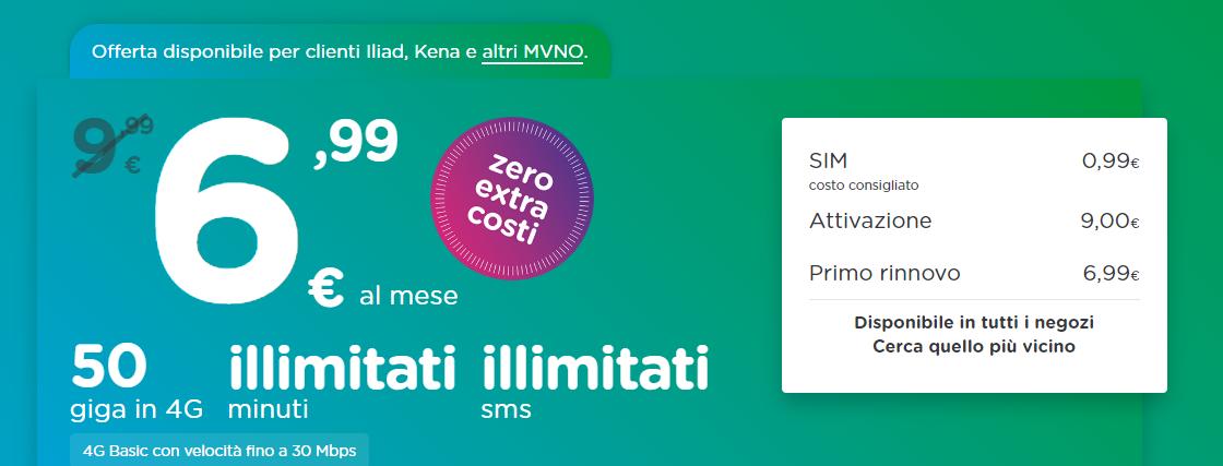 ho. 6,99 euro