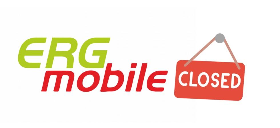 Chiusura ERG Mobile