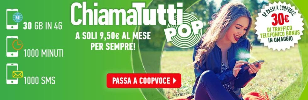 ChiamaTutti POP