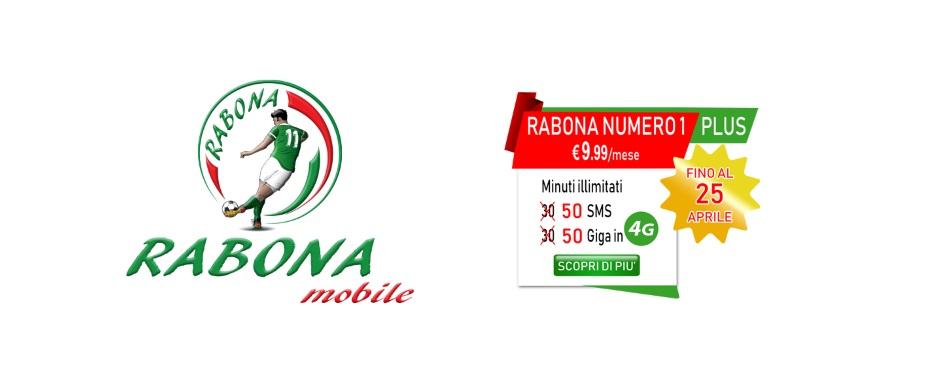 Offerta Rabona 4G