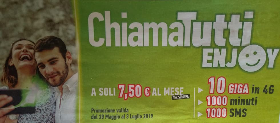 CooppVoce ChiamaTutti Enjoy