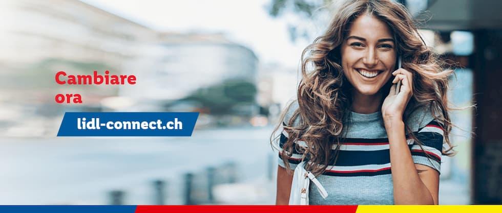 LIDL Connect Svizzera