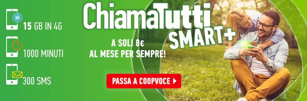 ChiamaTutti SMART+ CoopVoce
