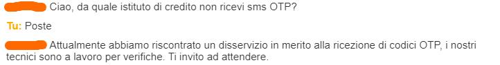 Chat Servizio Clienti Kena