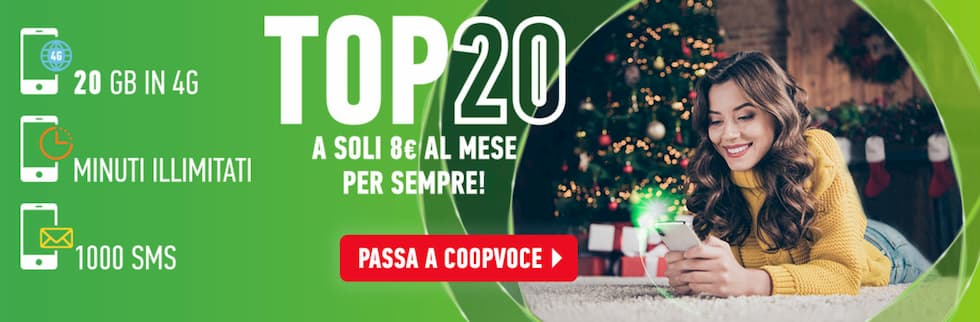 CoopVoce Top 20
