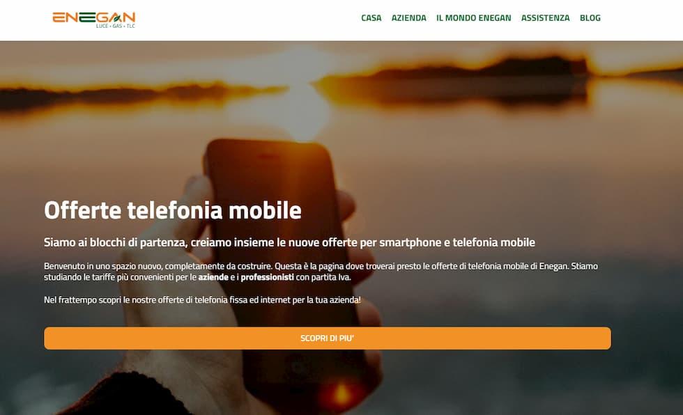 Enegan telefonia mobile