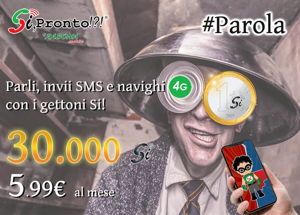 Parola Sì Pronto by Rabona