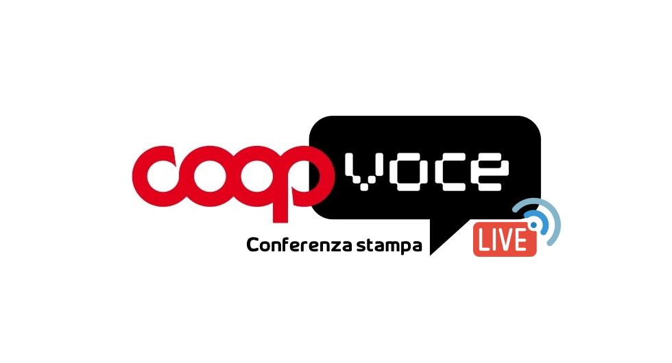 Conferenza stampa CoopVoce