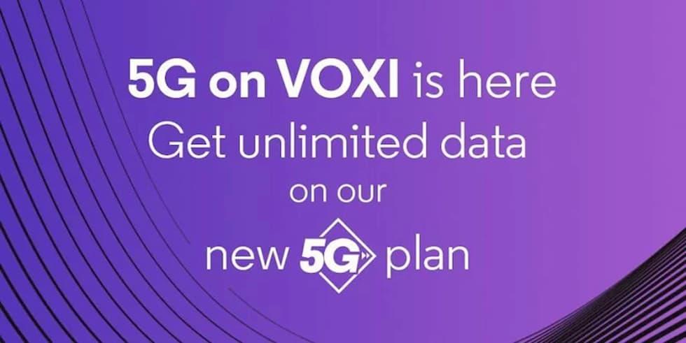VOXI 5G