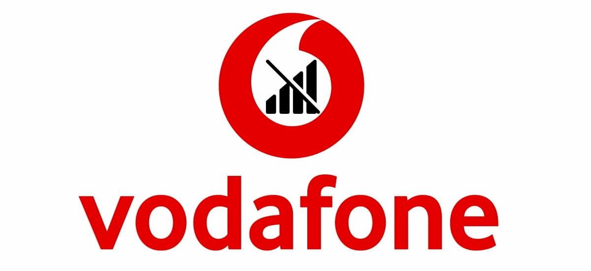Disservizio Vodafone
