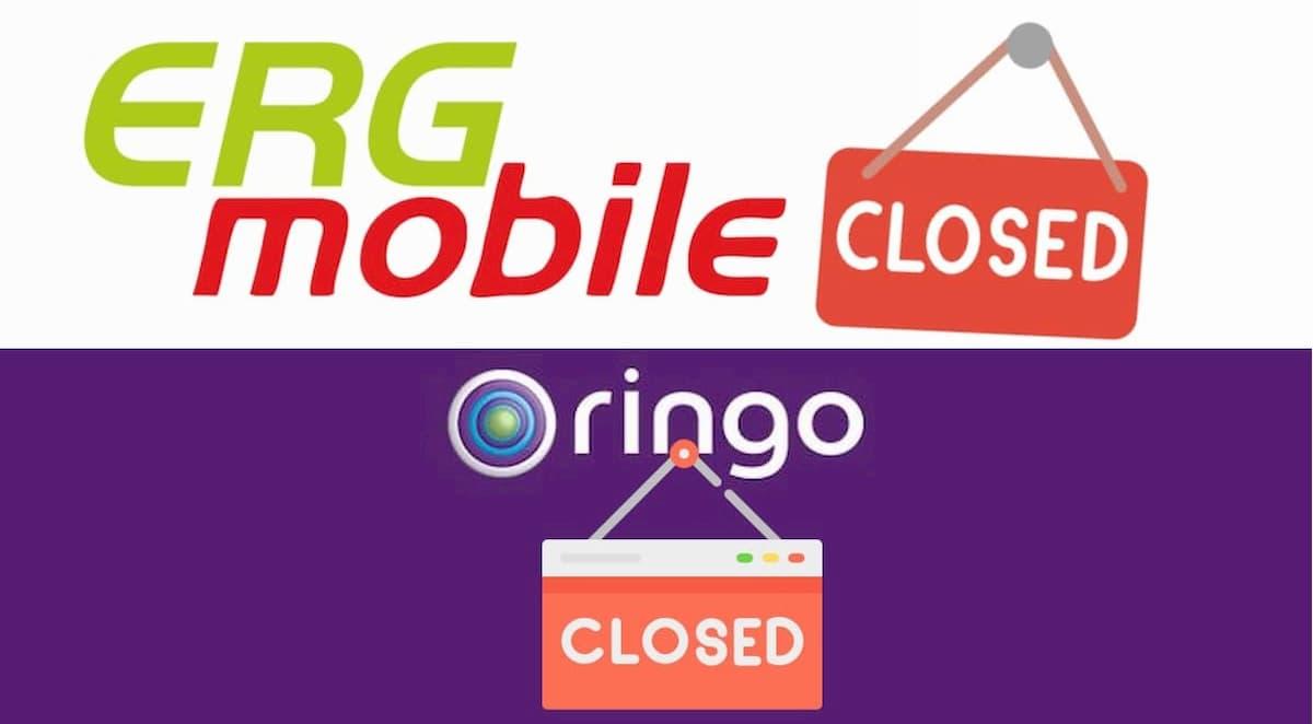 ERG Mobile Ringo Mobile AGCOM