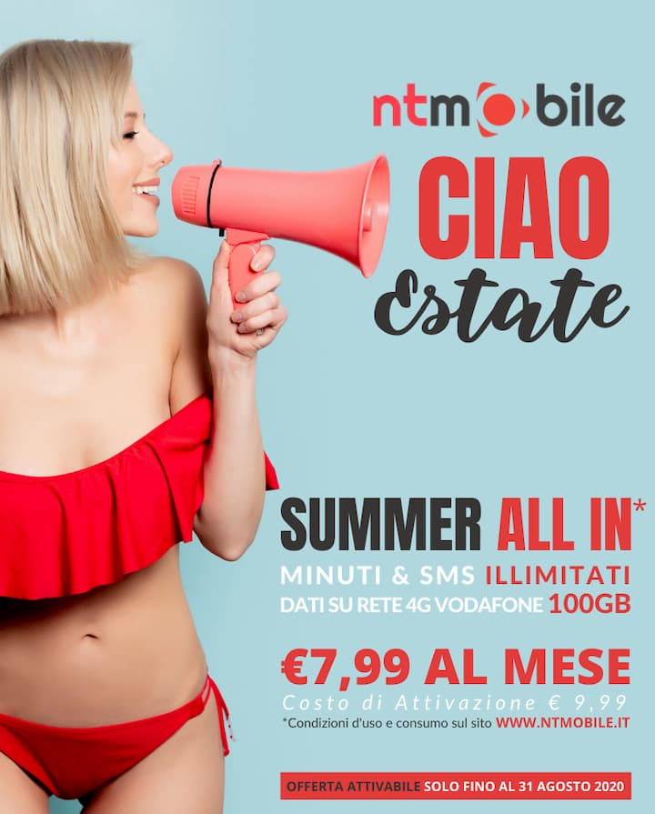 Summer All In NTmobile