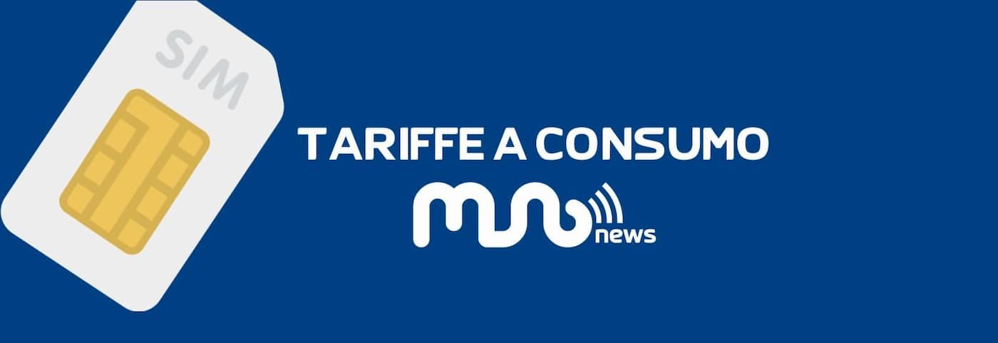 MVNO News Tariffe a consumo