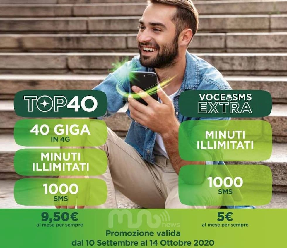 CoopVoce Voce&SMS EXTRA