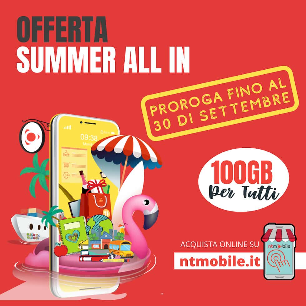 Proroga Summer All In