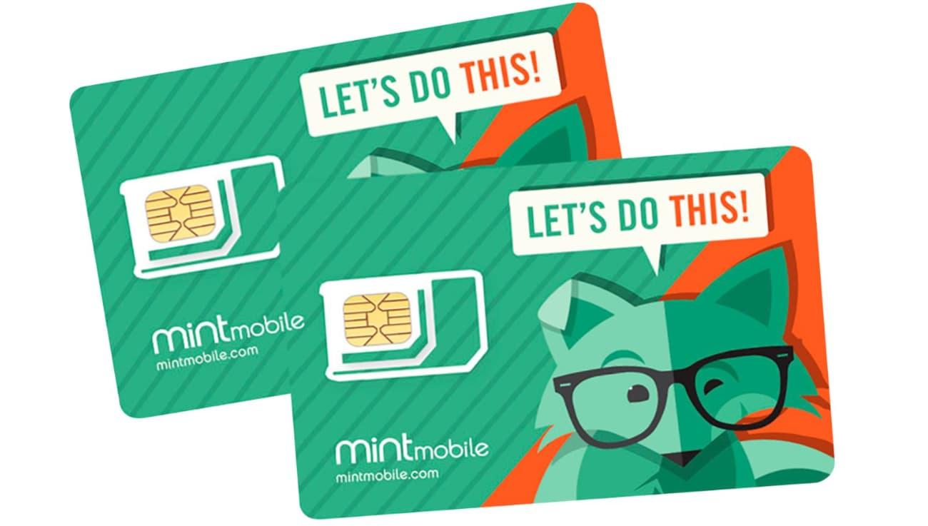 SIM Mint Mobile