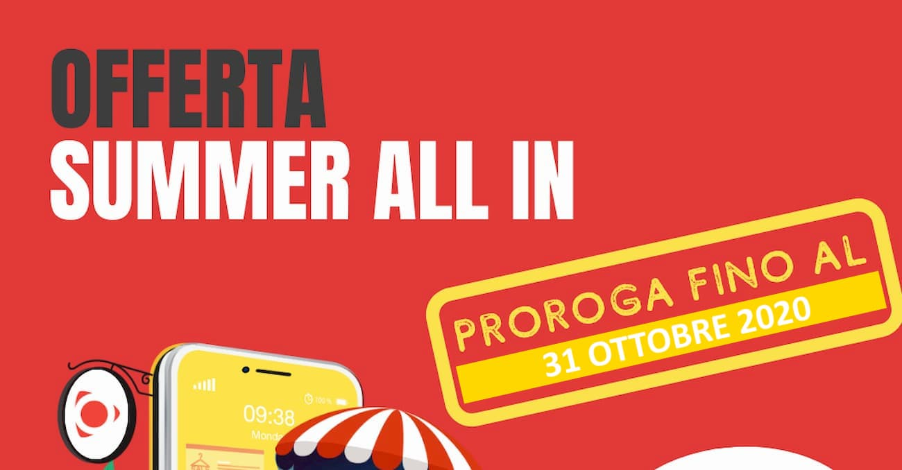 NTmobile Summer All In ottobre 2020