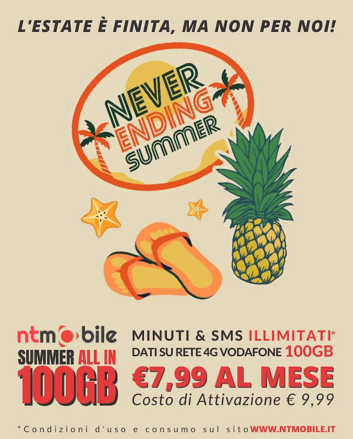 Never Ending Summer NTmobile