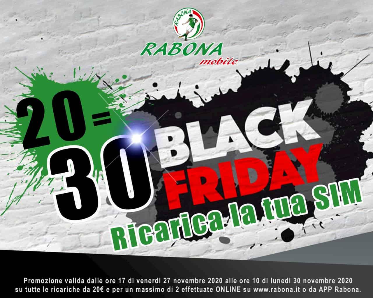 Rabona Black Friday 2020