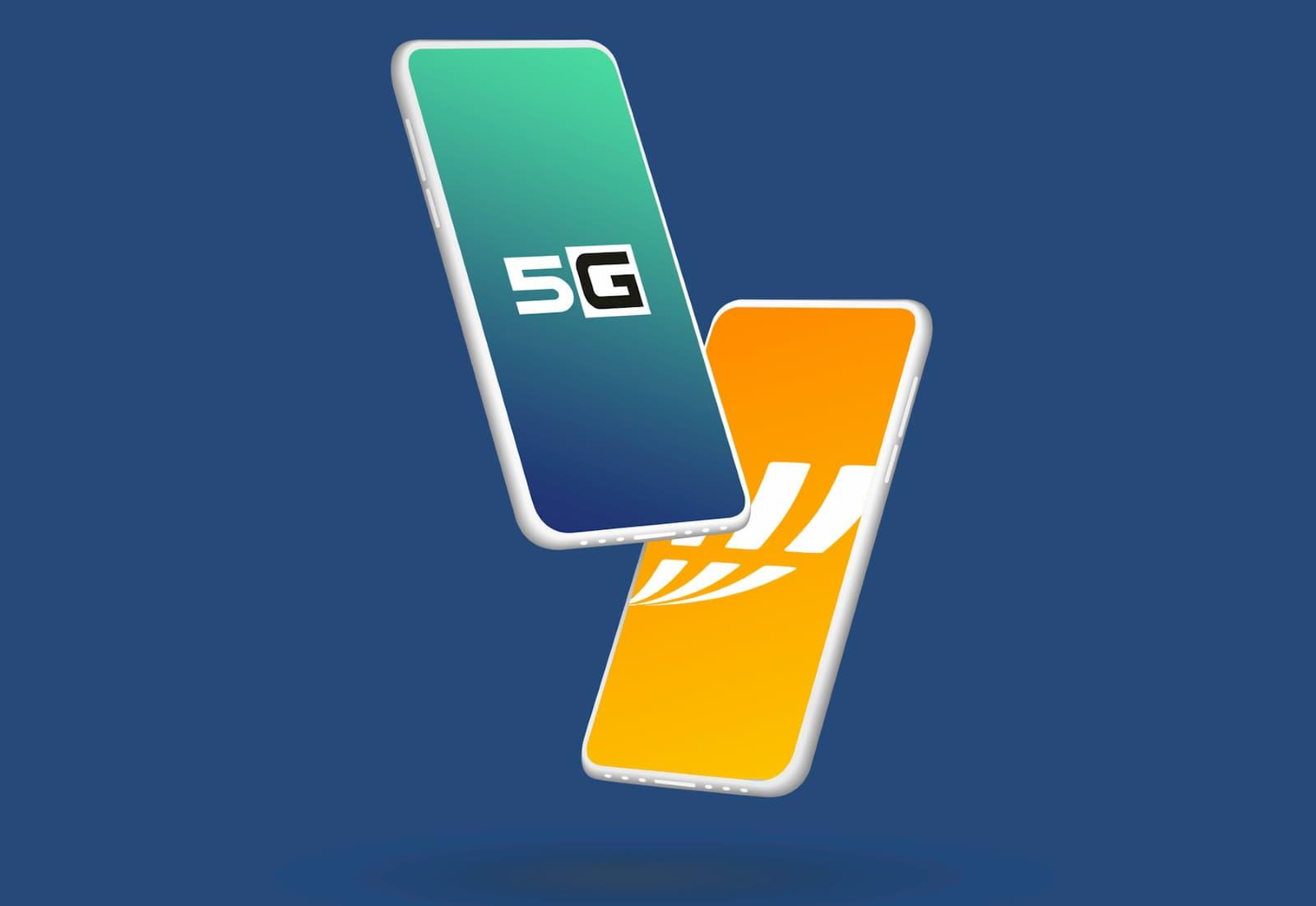 Smartphone 5G Fastweb Mobile