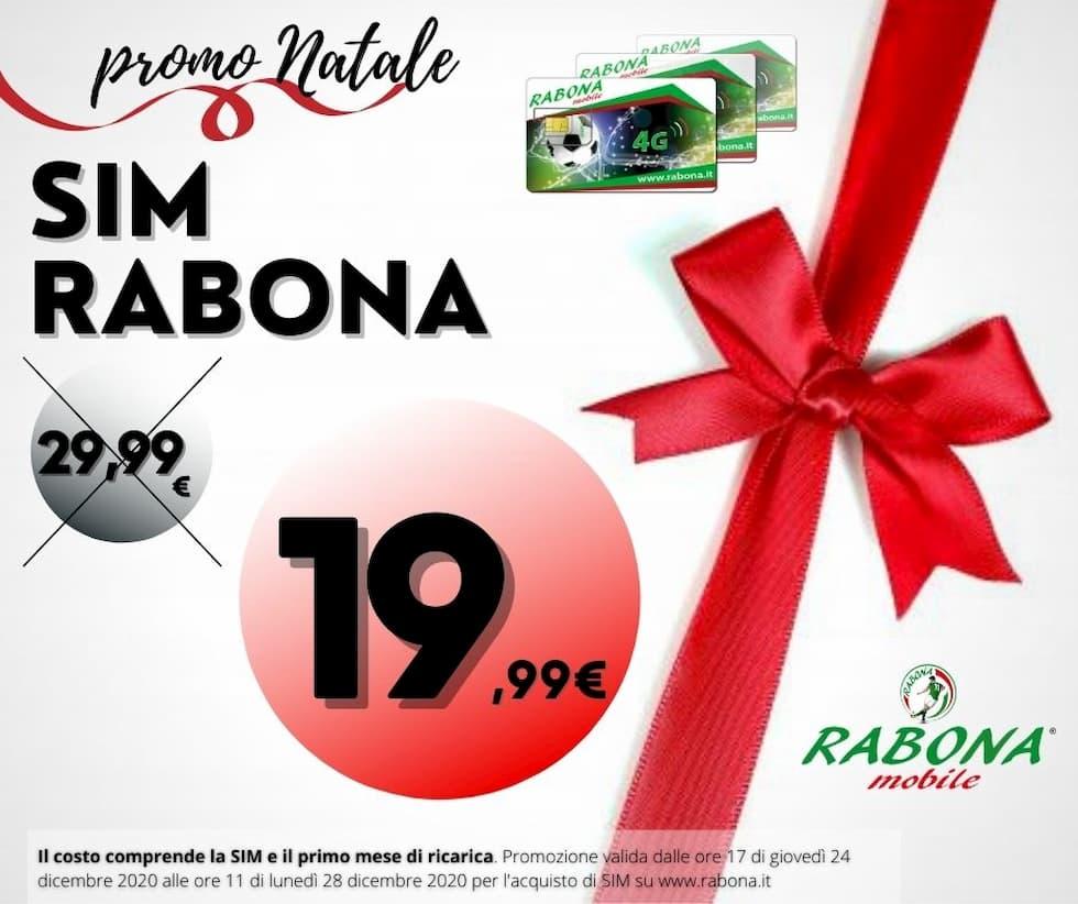 Promo Natale Rabona