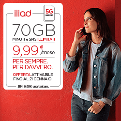 iliad Flash 70 5G