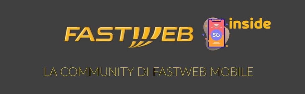 Community Fastweb Mobile