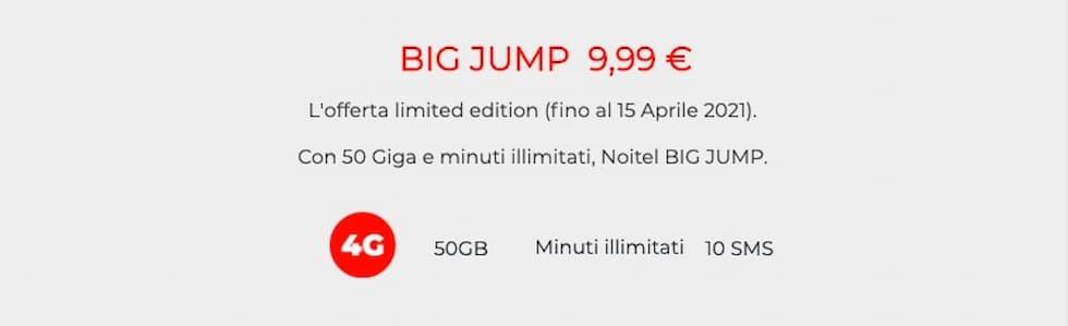 Big Jump Noitel 15 aprile 2021