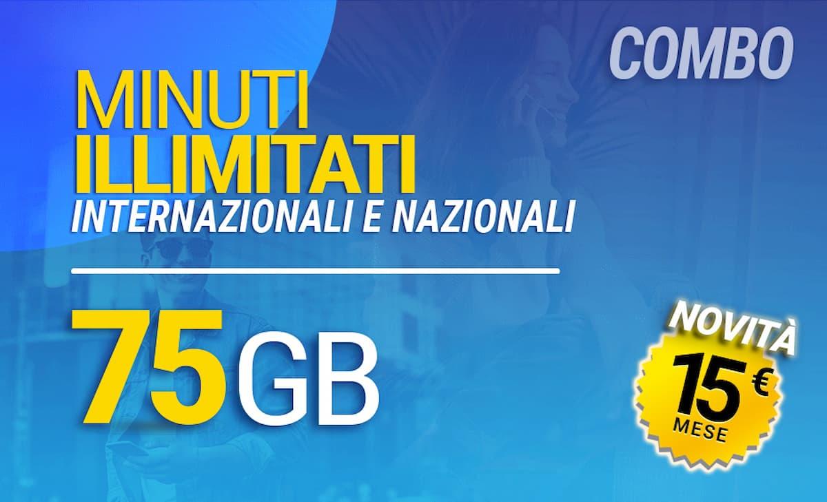 COMBO 75 GB DIGI Mobil