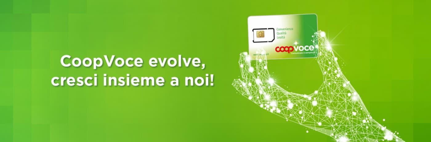CoopVoce SIM Evolution